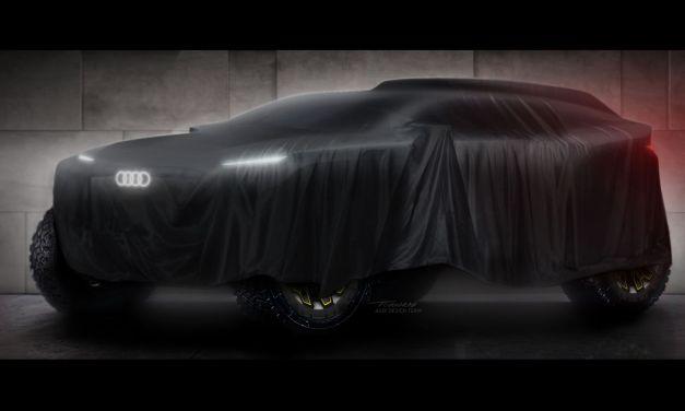 Audi Projekt Dakar – Powrót do rajdów i wyścigów