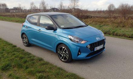 Hyundai i10 1.2 Premium – Odrobina luksusu