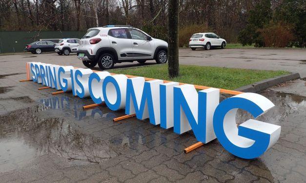 Dacia Spring – Elektryzująca wiosna