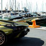 Lamborghini i Tecnomar: Duet asfalt – woda