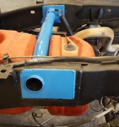 rear fuel tank support crossmember art 139  [ 5312 x 2988 Pixel ]