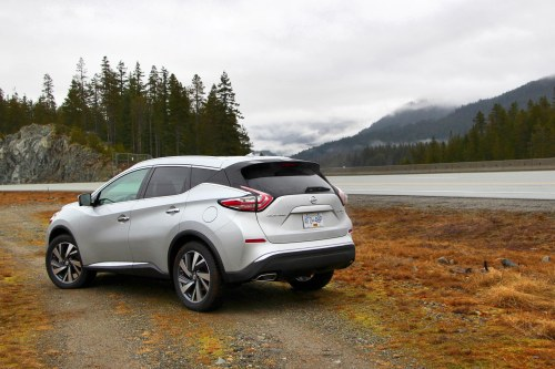 small resolution of 2015 nissan murano platinum