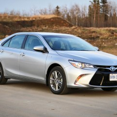 All New Camry Hybrid Harga Toyota Yaris Trd Matic Test Drive 2015 Autos Ca