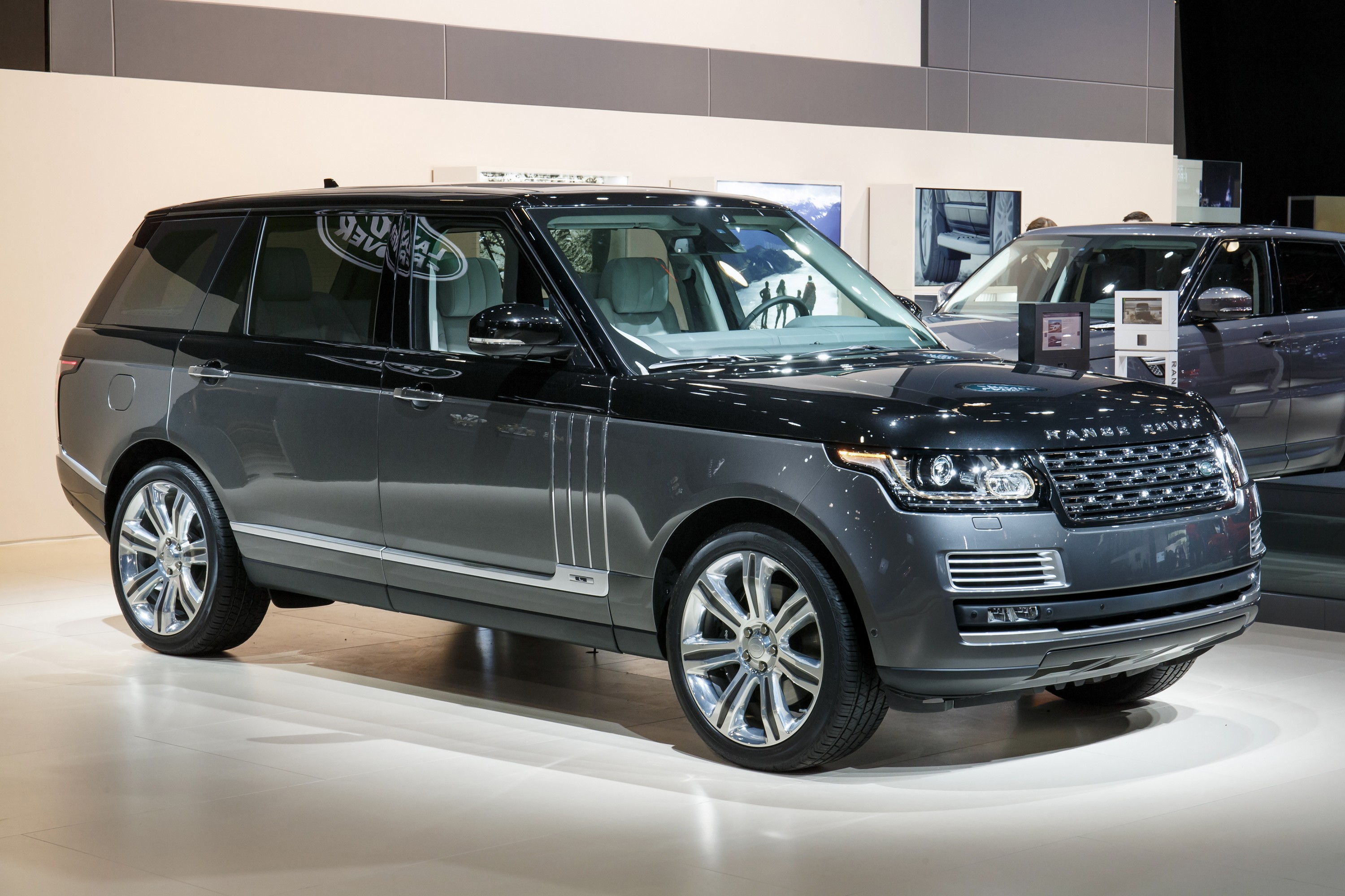 Land Rover announces prices for new sel models Autos