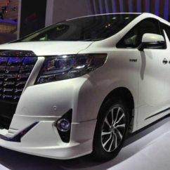 All New Alphard Hybrid Spesifikasi Kijang Innova 2014 Toyota Ragu Melantai Di Asia Autos Id