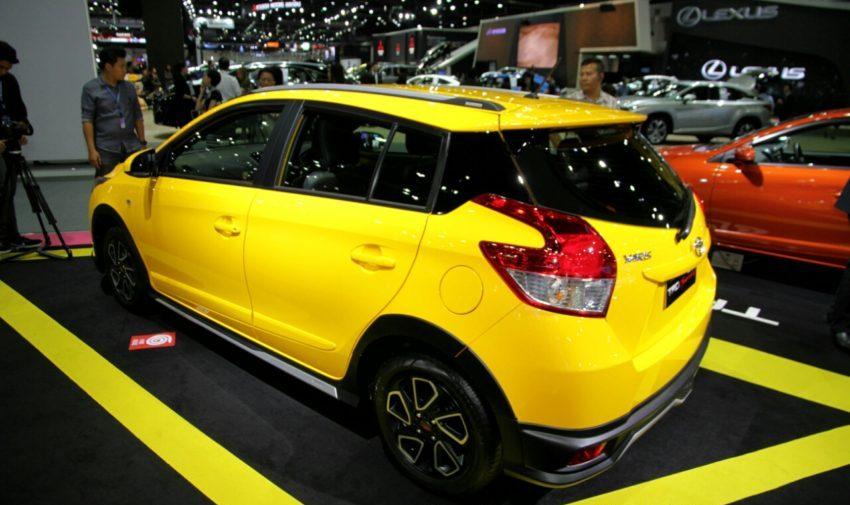 toyota yaris trd terbaru kelebihan dan kekurangan all new kijang innova diesel sportivo tampil ciamik dengan warna kuning autos id