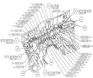 Dodge Caliber 2007 Manual De Reparacion y Despiece