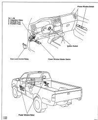 Toyota Tacoma 1995 1996 1997 Manual De Reparacion y Mecánica