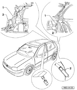 Manual De Mantenimiento y Servicio VW Golf 1999 2000 2001