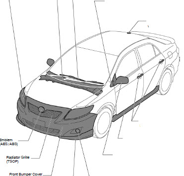 Toyota Corolla 2009 2010 Service Repair Manual
