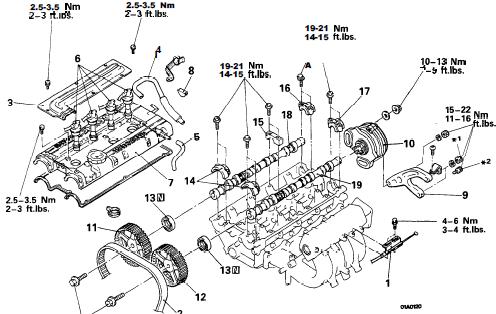 Manual de servicio Reparacion Mitsubishi Galant 1992-1993