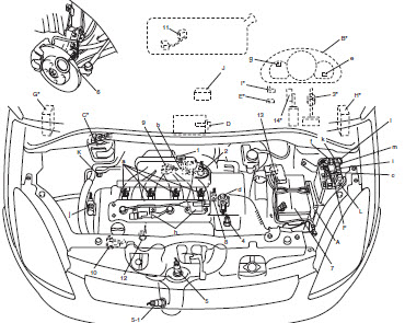 Suzuki K6a Engine Suzuki F6A Engine Wiring Diagram ~ Odicis