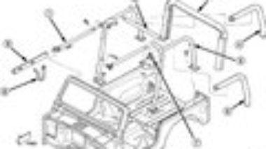 Manual De Taller y Reparacion Jeep Wrangler Tj 2003 2004