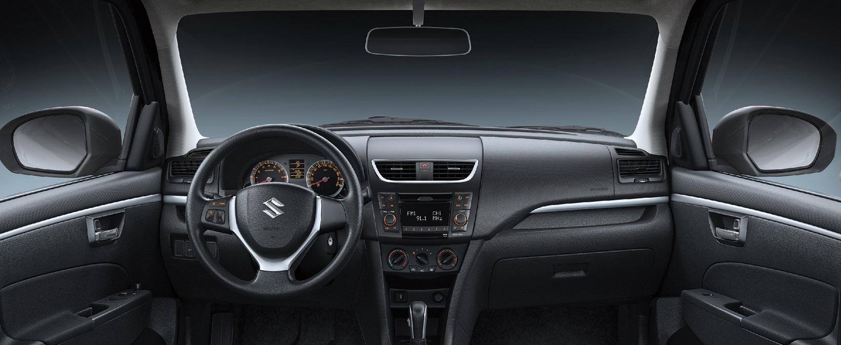 Philippines – Suzuki launches Swift 1.2 VVT variant