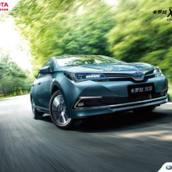 New Corolla Altis Launch Date Spesifikasi All Kijang Innova 2014 Toyota Hybrid In Mid 2017