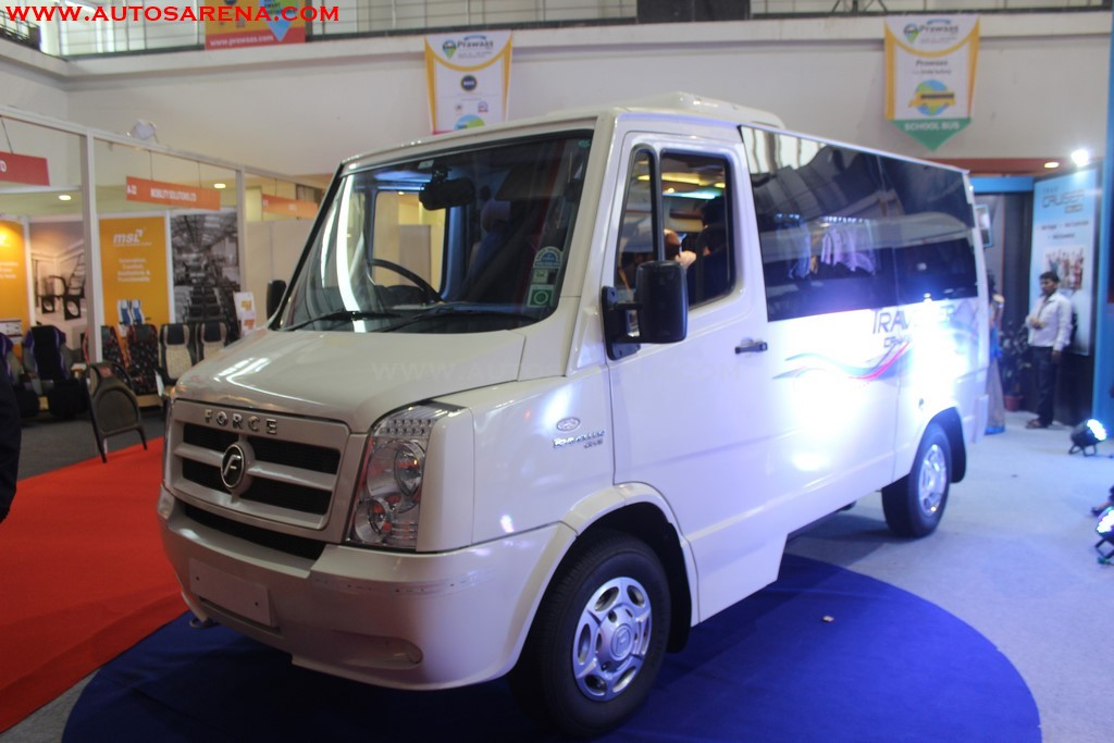 Force Traveller Business Tourer By Pinacle Modify