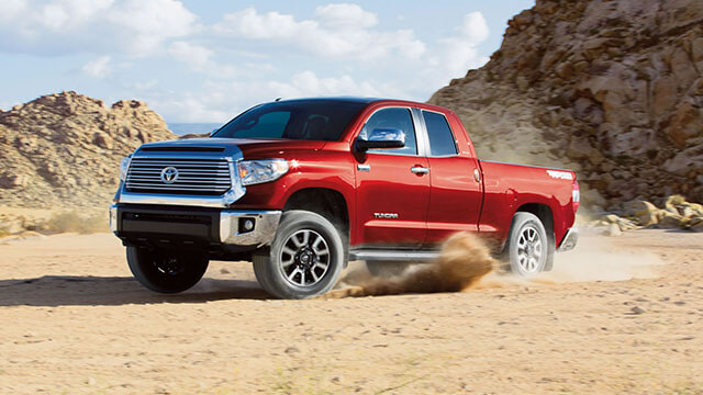 2014 Toyota Tundra, Priced From $26,200