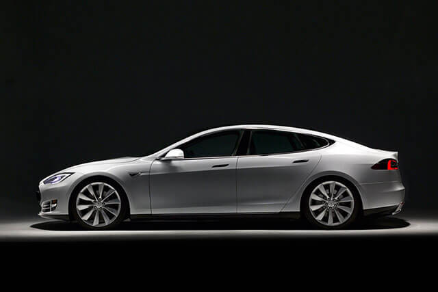 Tesla Model S The Car Of The Future Today