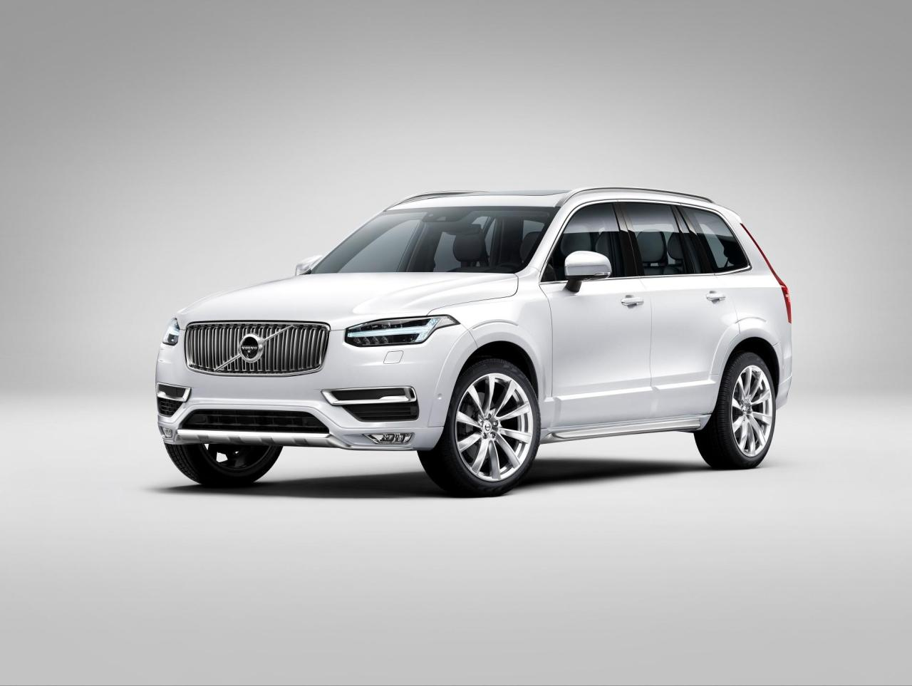 The all-new 2014 Volvo XC90.