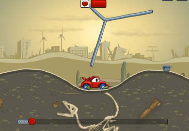 Autosaur Car Games Crash Drive 2