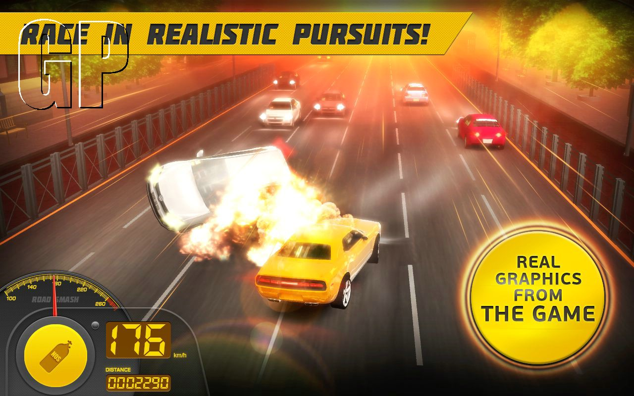 Road Smash 2 Out On Android