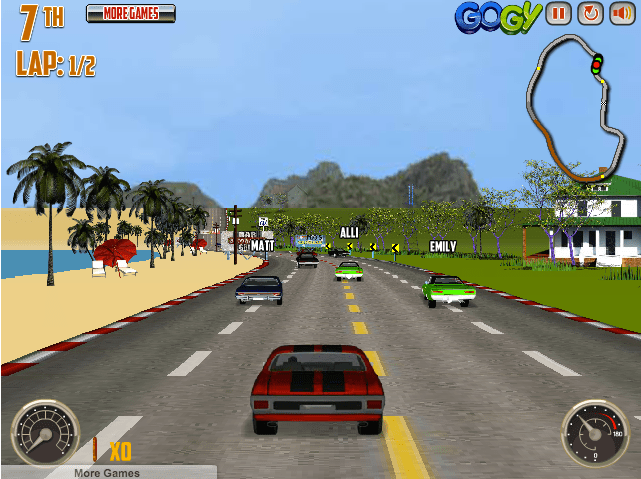 Earn Money To Update Car Game