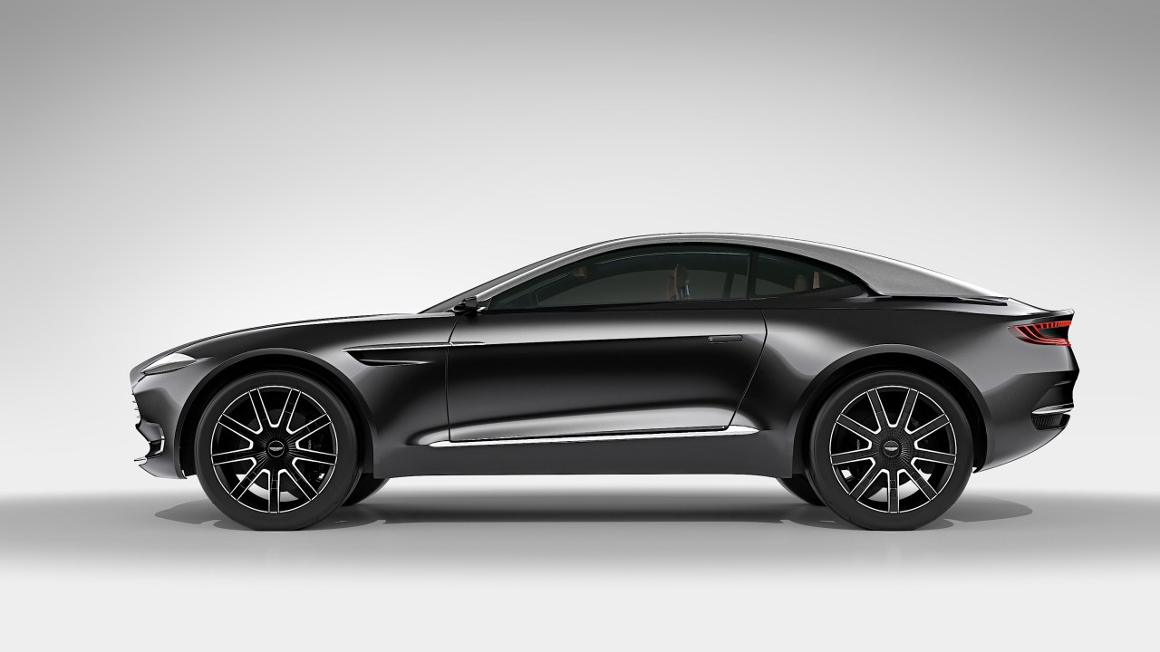 Aston Martin DBX Concept Wallpaper 3