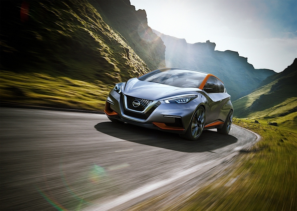 Nissan Sway Concept Pictures