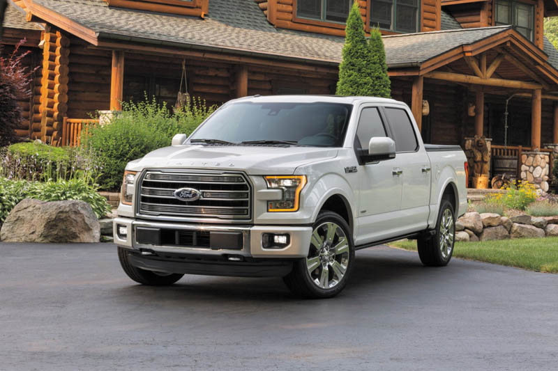 Ford F-150 Limited Pictures And Specs