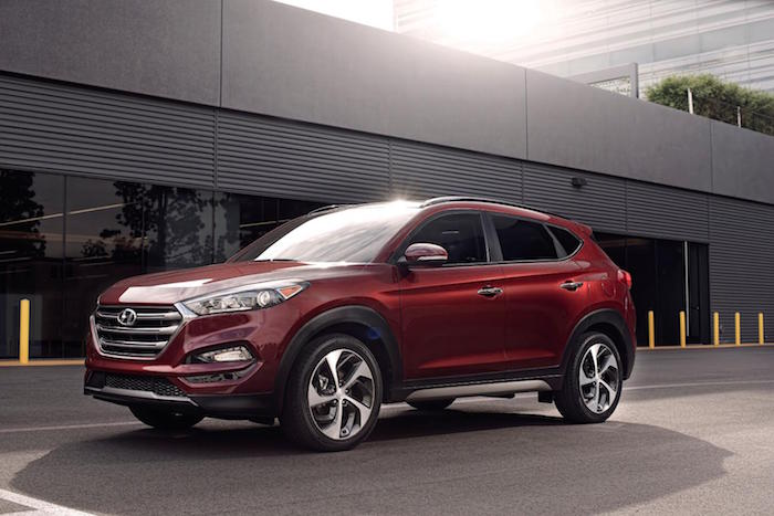 2016 Hyundai Tucson Price And Specs