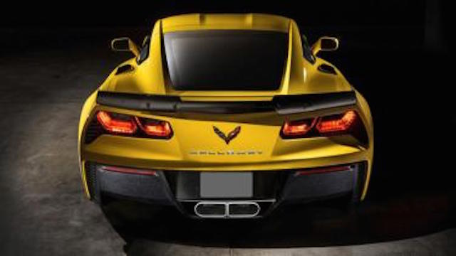 Callaway Cars announce their most powerful Corvette