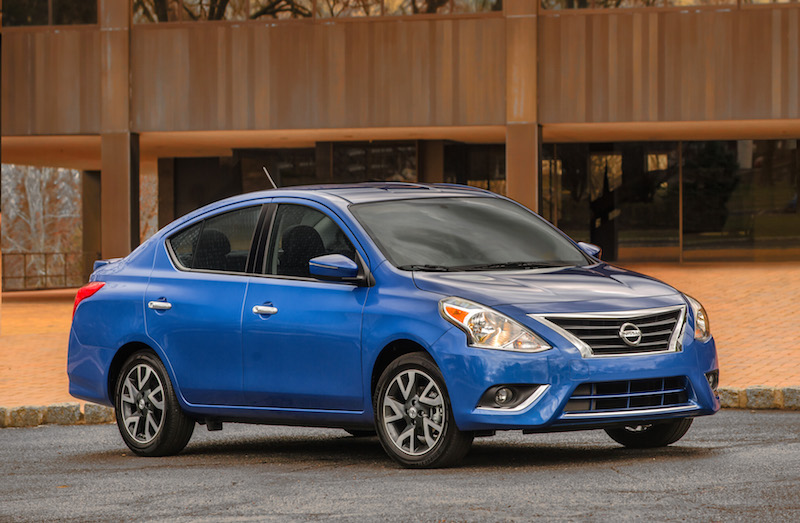 Cheapest New Cars 2015