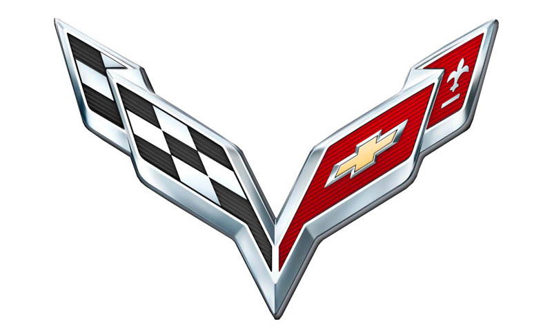 Large Corvette logo