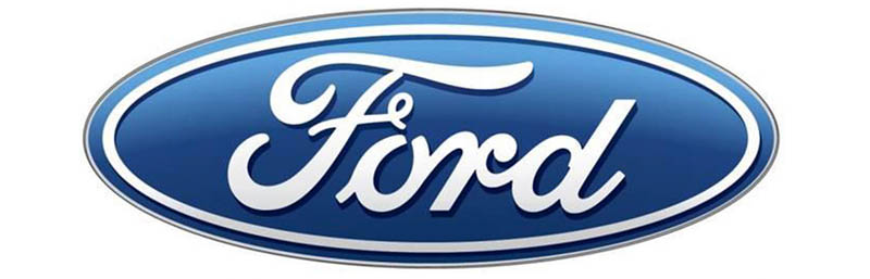 Large Ford logo