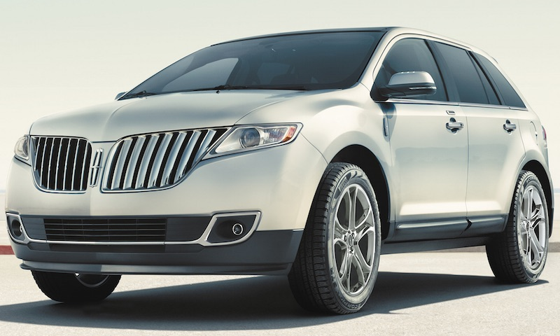 2015 Lincoln MKX Reviews