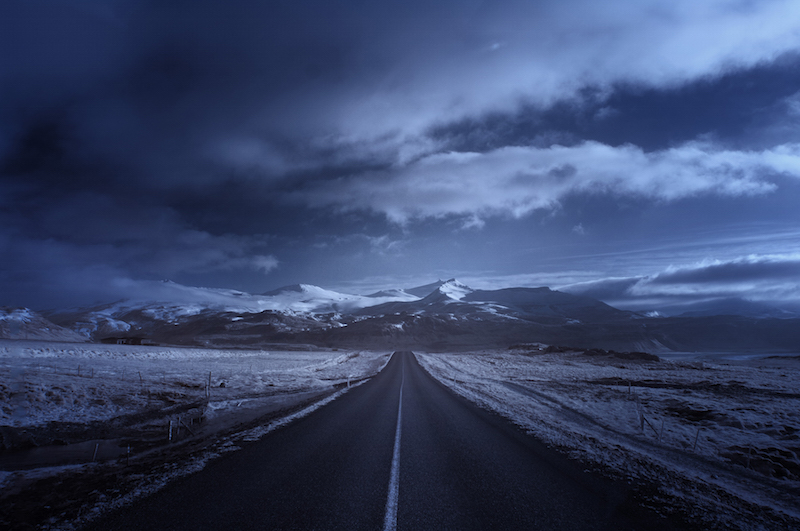 Andy Lee roads 13