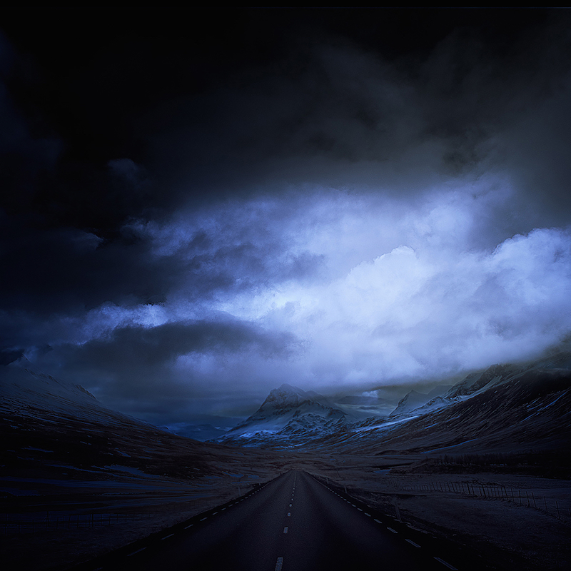 Andy Lee roads 8