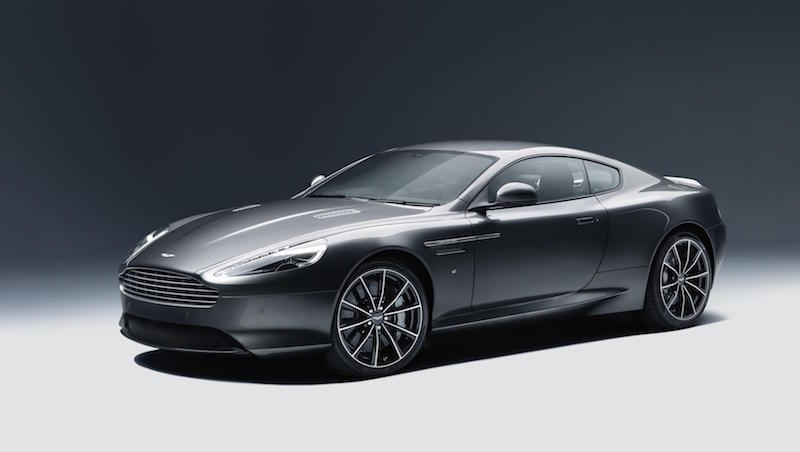 Aston Martin DB9 GT Set To Make Debut (PICTURES)