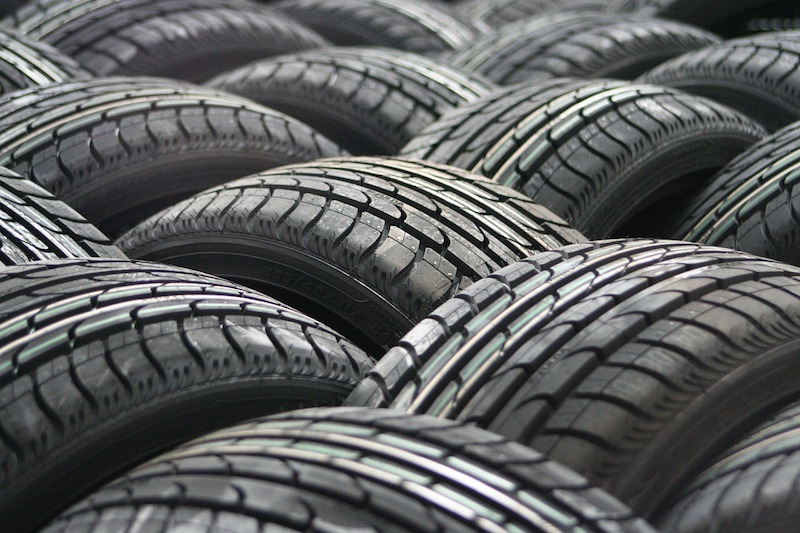 You Might Soon Have To Register Every Tire You Buy