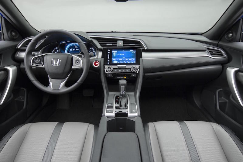 2016 Honda Civic Coupe 8