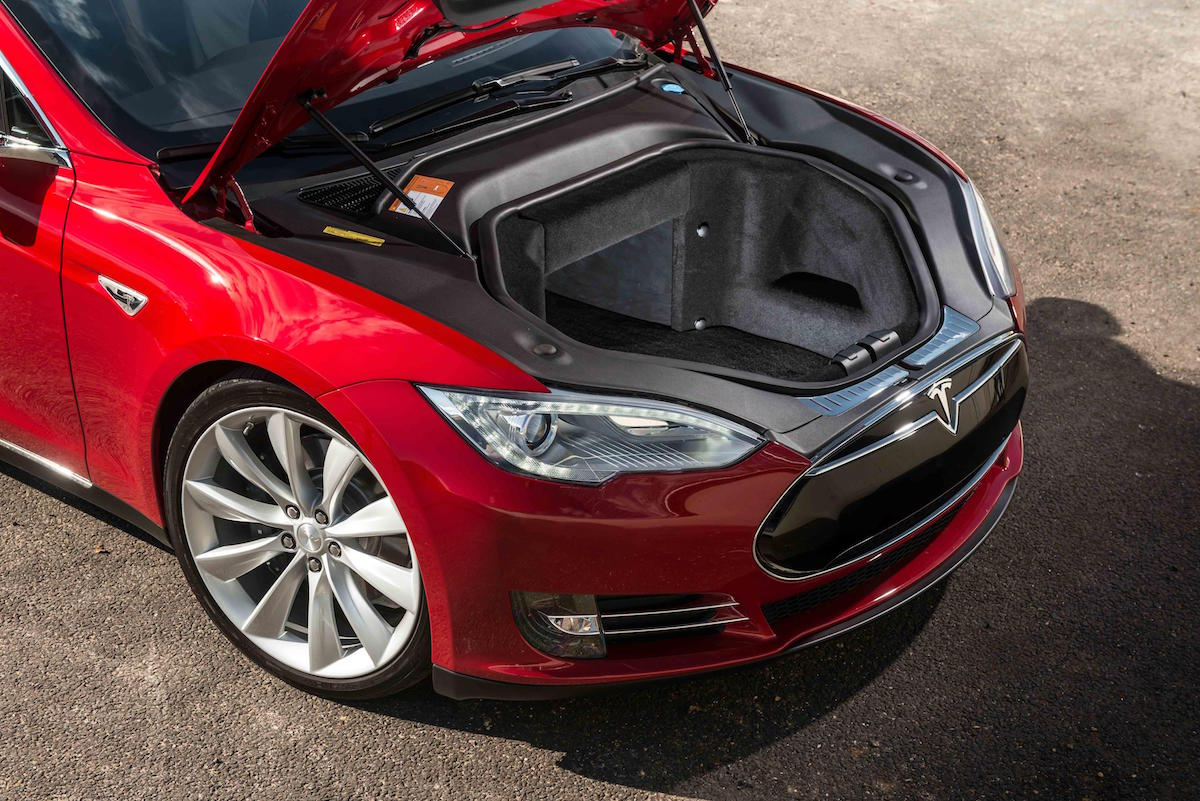 Tesla Model S Facts 3