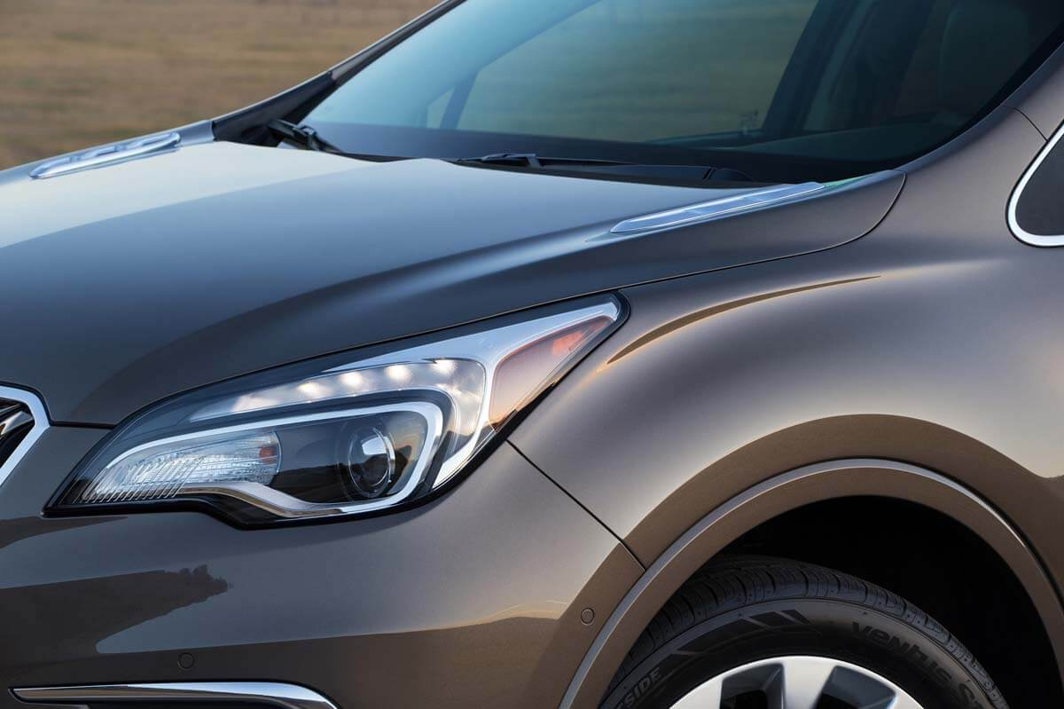 2016 Buick Envision Headlight