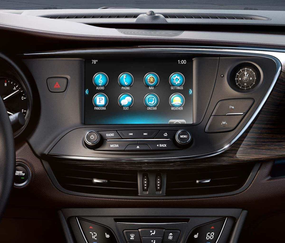 2016 Buick Envision IntelliLink