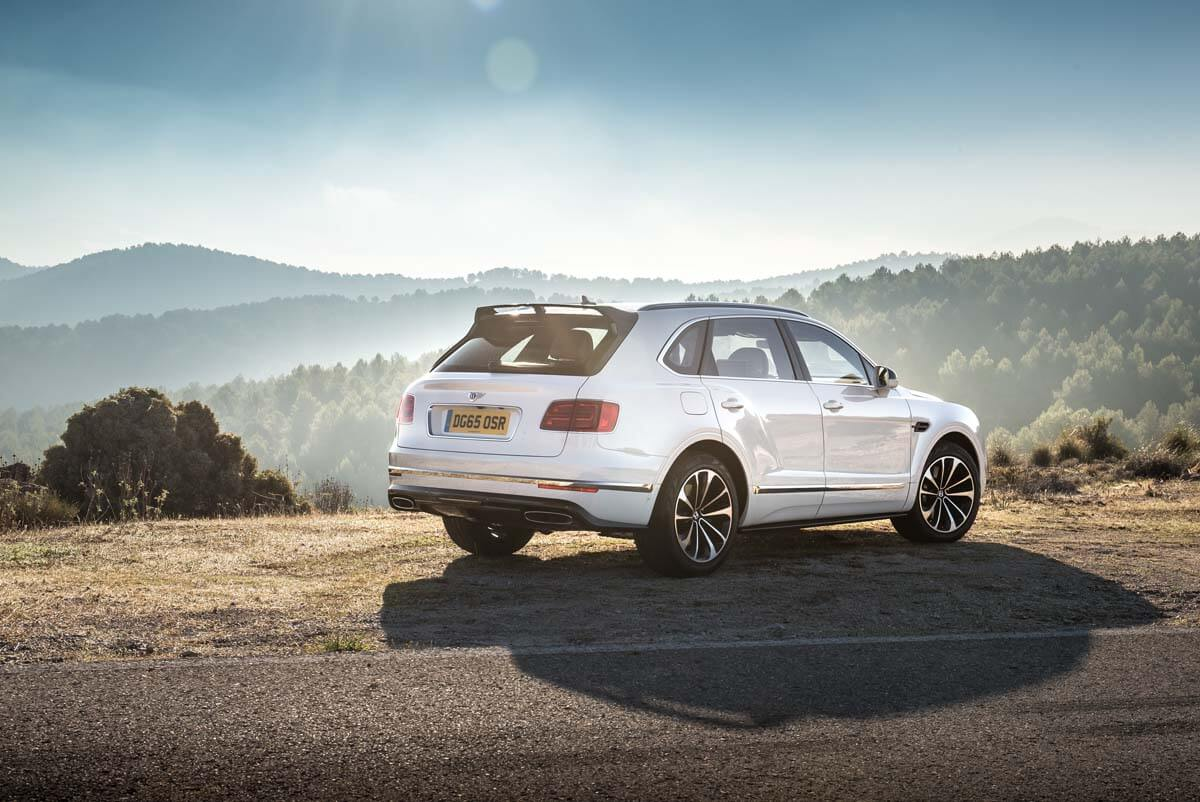 Bentley Bentayga Picture 15