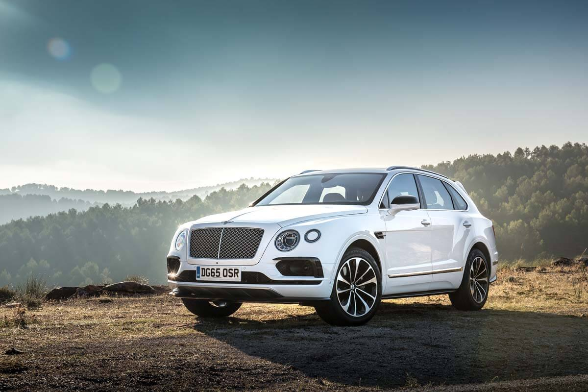 Bentley Bentayga Picture 20