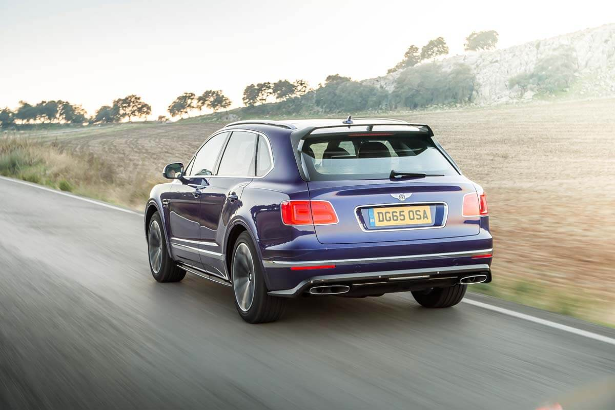 Bentley Bentayga Picture 7