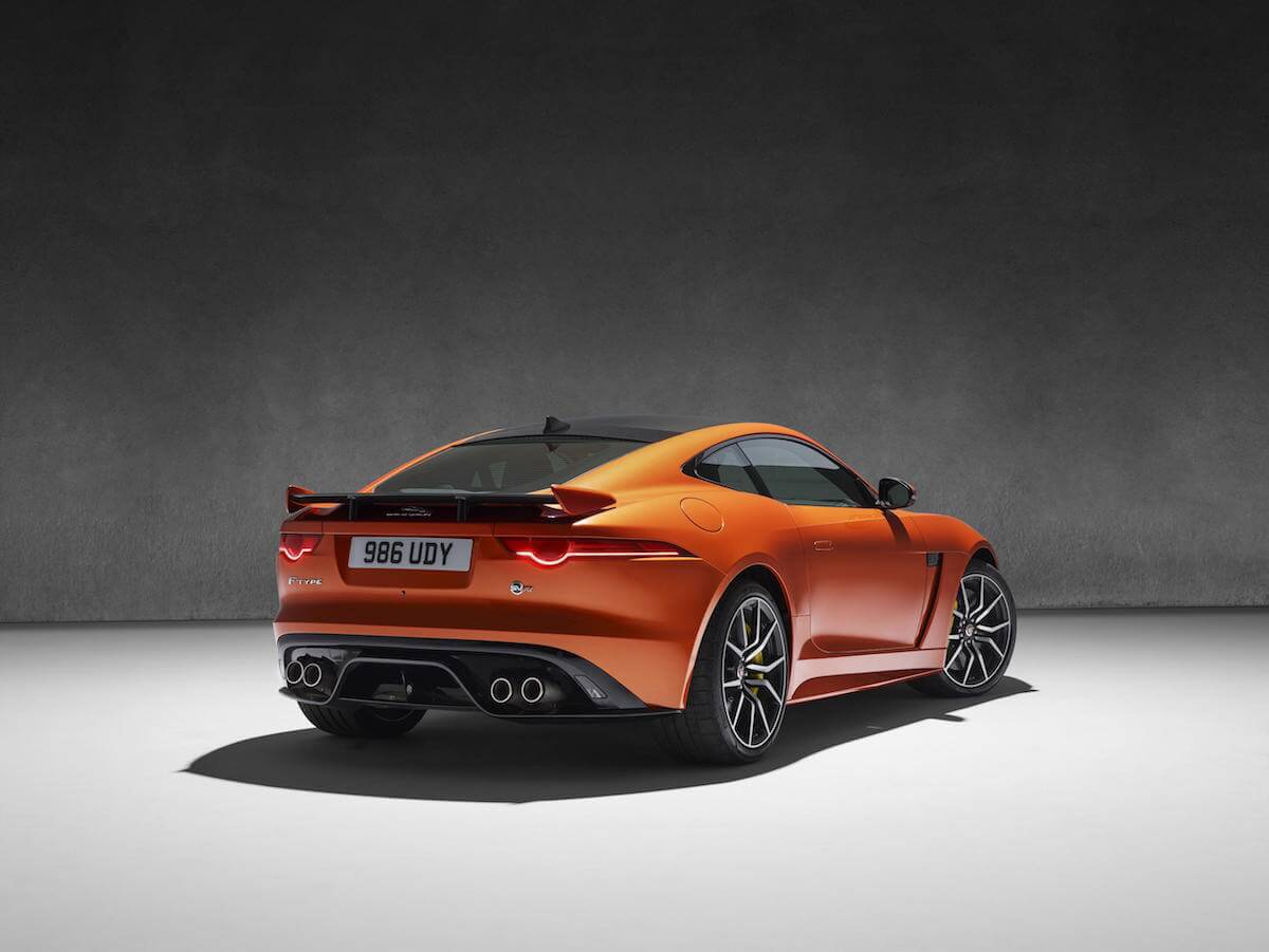 Jaguar F-Type SVR 19