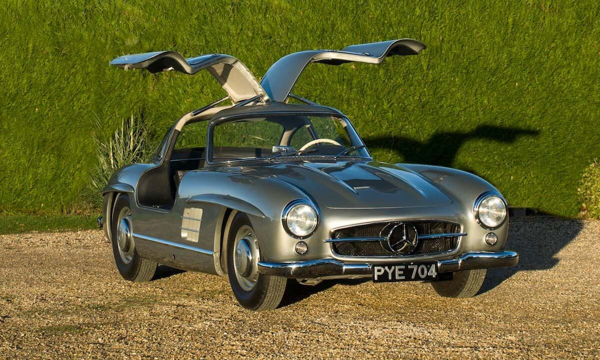 Will this Mercedes Gullwing be an auction record breaker?