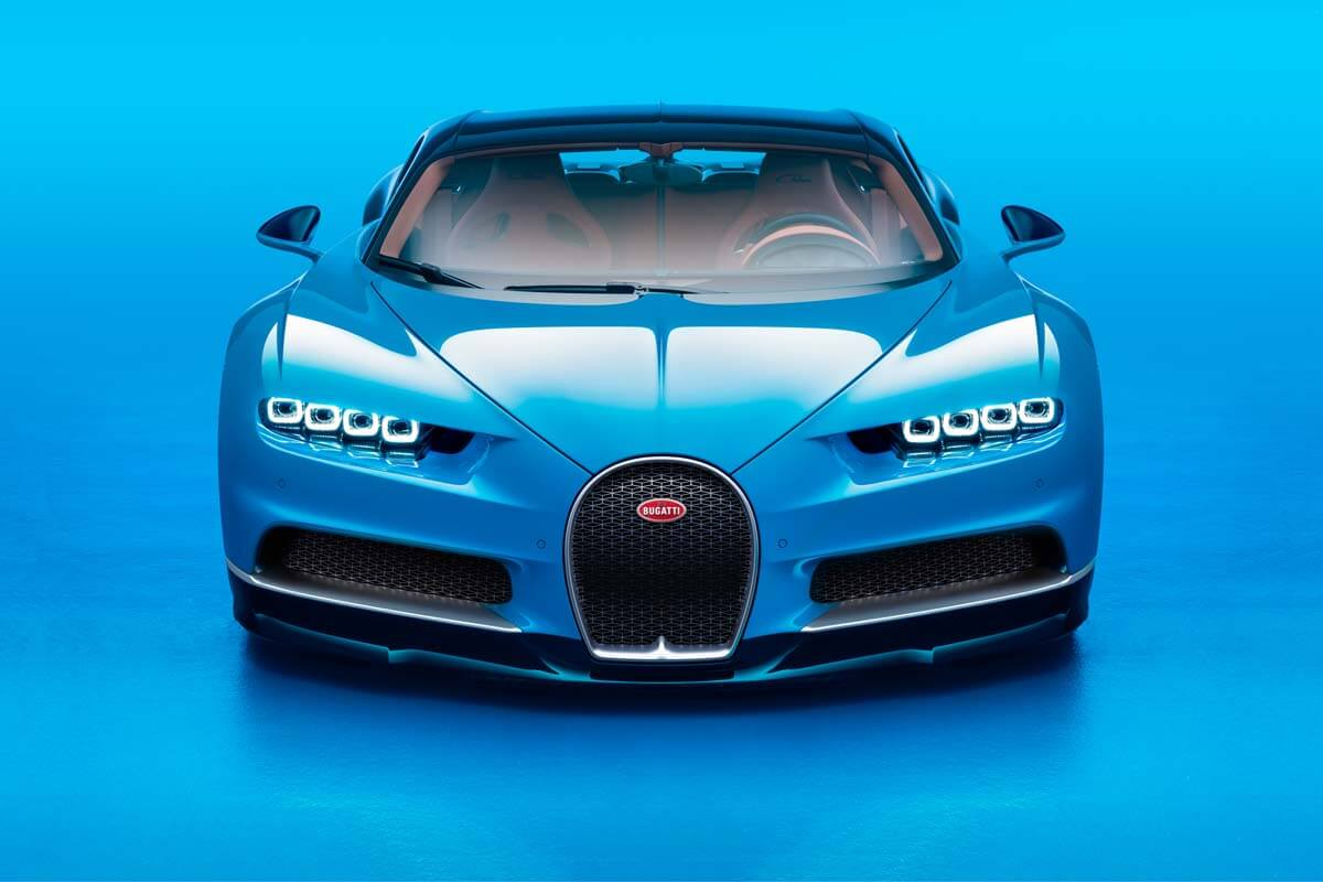 Bugatti Chiron price: How much does the Chiron cost?