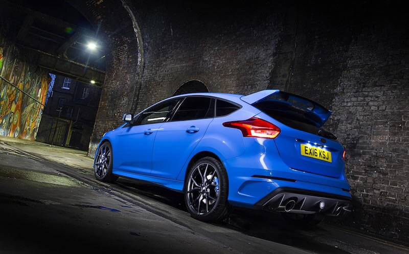 Ford Focus Top Gear Car of the Year 2016 3